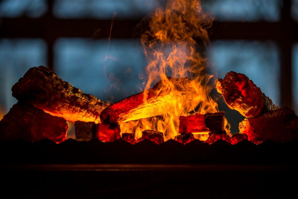 Fotograf Glonn Feuer und Rauch